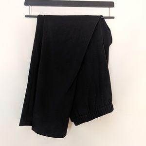 Studio Works black dress trouser 12p elastic waist